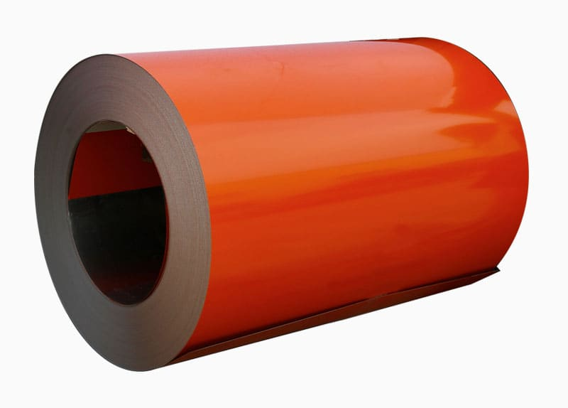 What are the usage environments of color coated steel coil?