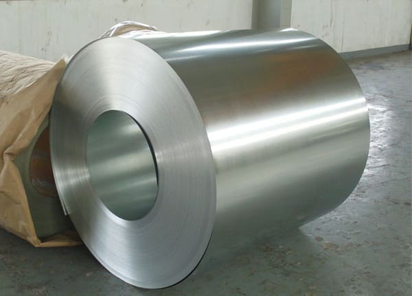 Classification of galvanized sheets