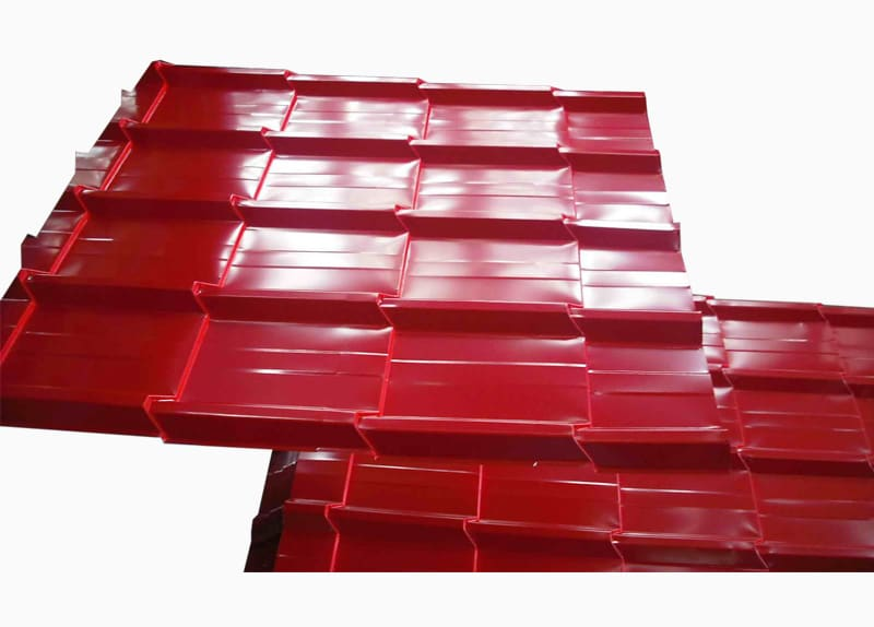 Color steel plate product fire prevention precautions